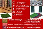Carpet Furnishing Service and Decor